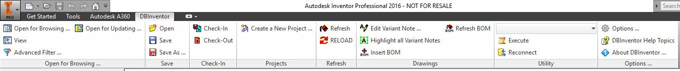 Autodesk PDM : DBInventor | MechWorks Image 2