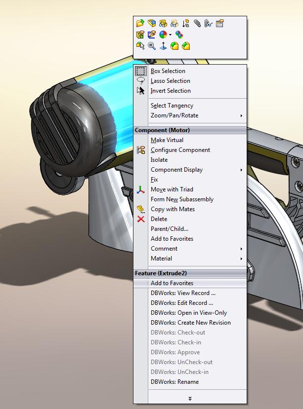 SolidWorks PDM: DBWorks - PDM For DS SolidWorks® Image 3